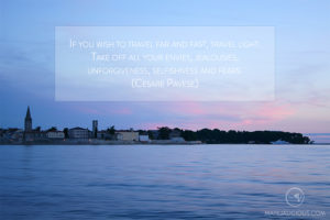 Travel Quote Travel Light - Matejalicious Travel and Adventure