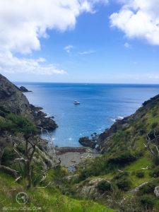 Cape Brett Beach - Matejalicious Travel and Adventure