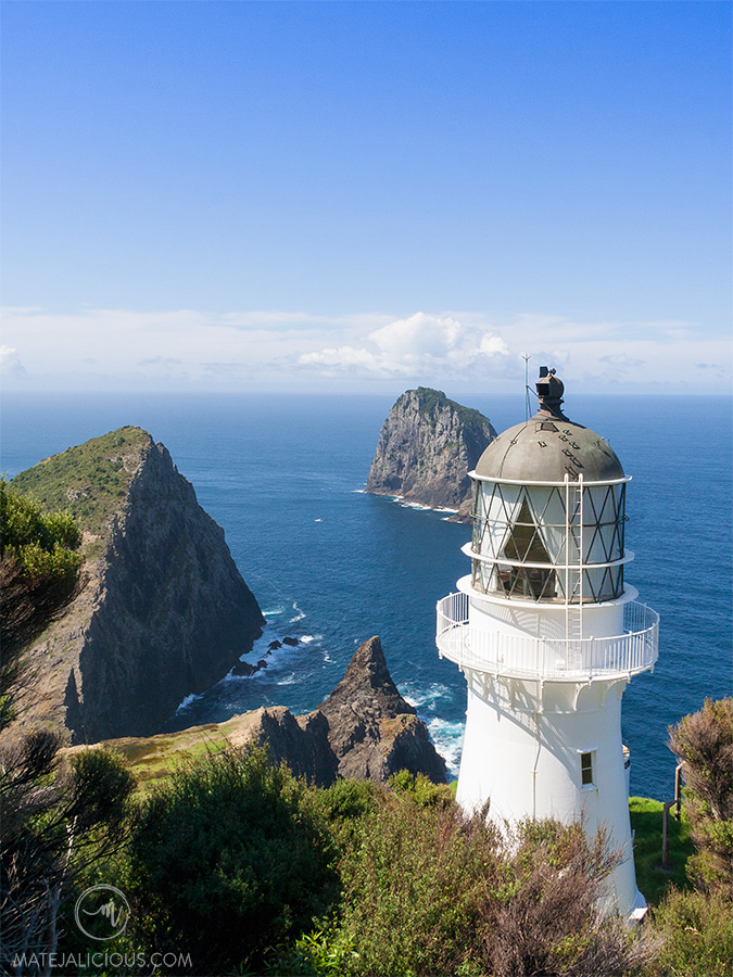 Cape Brett Lighthouse - Matejalicious Travel and Adventure