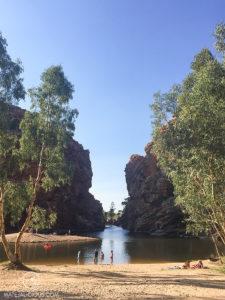 Ellery Creek Big Hole - Matejalicious Travel and Adventure