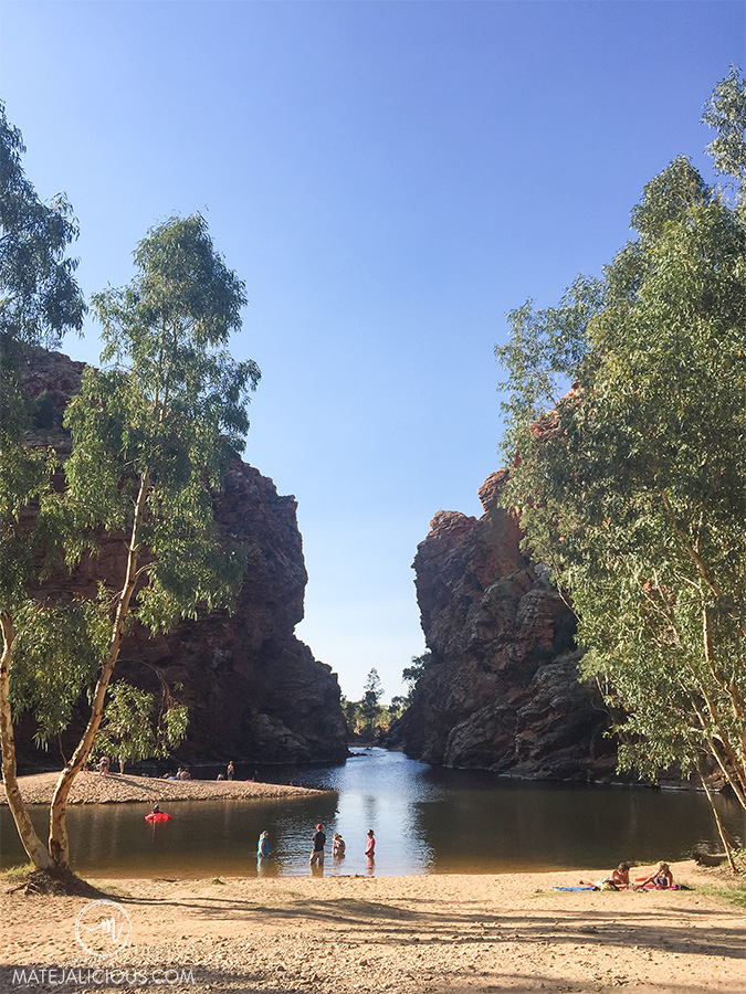 Ellery Creek Big Hole - Matejalicious Travel and Adventure