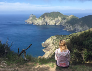 Hiking Cape Brett - Matejalicious Travel and Adventure