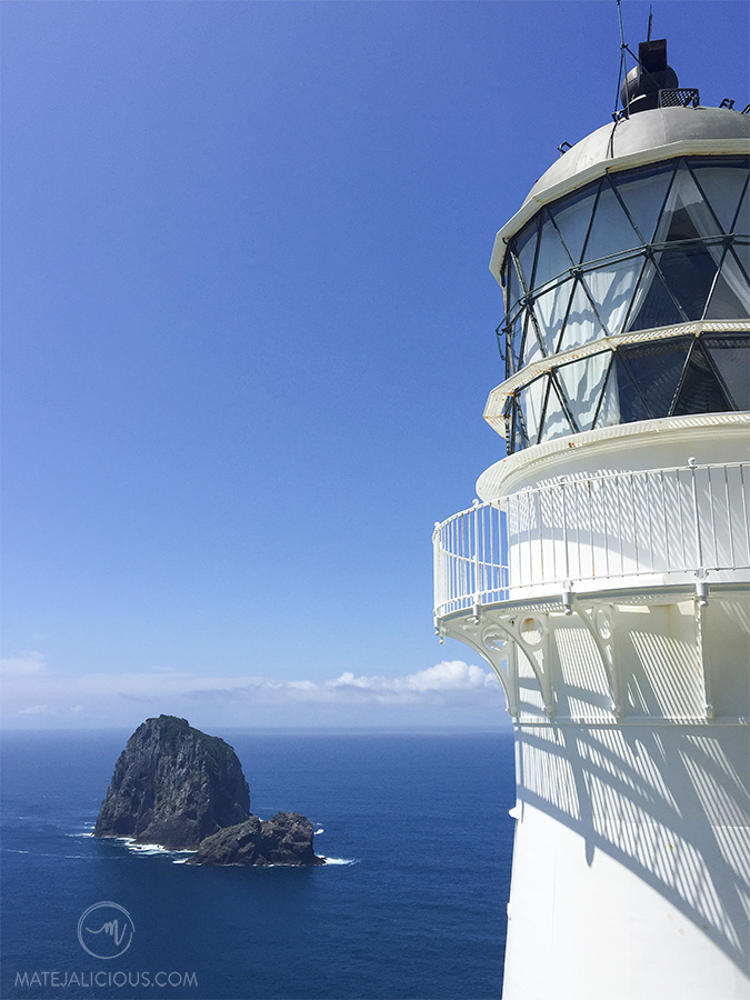 Lighthouse Cape Brett - Matejalicious Travel and Adventure