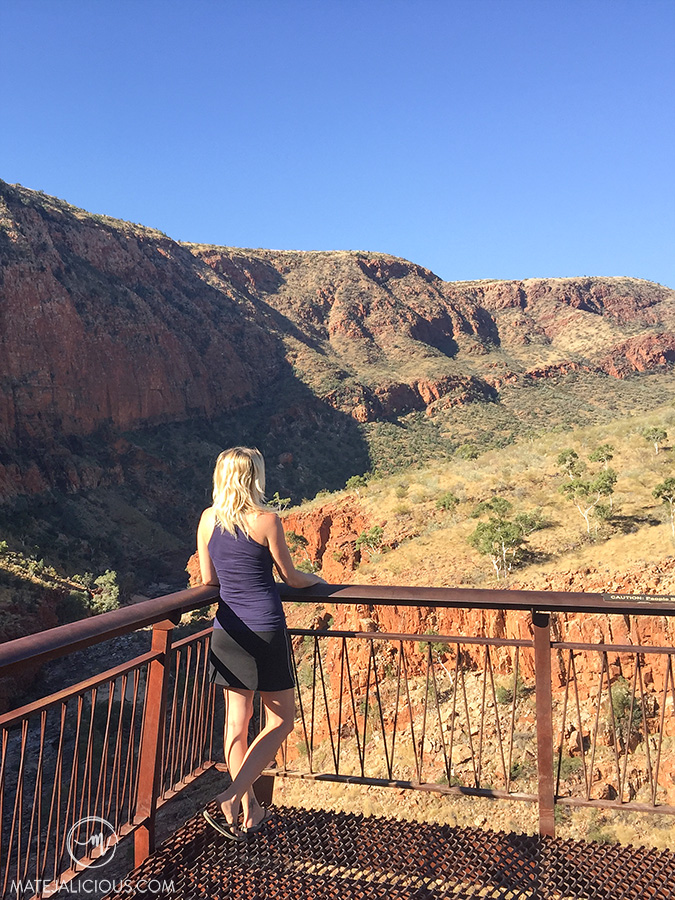 Ormiston Gorge Lookout - Matejalicious Travel and Adventure