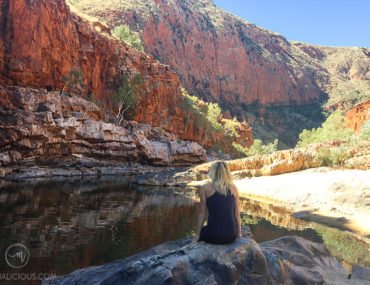 Ormiston Gorge West MacDonnell - Matejalicious Travel and Adventure