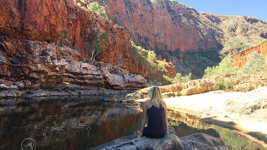 A complete guide to gorges of West MacDonnell Ranges