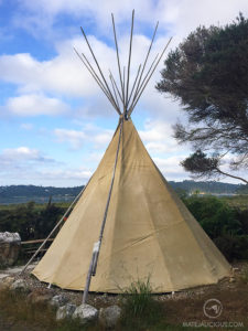 Russell Teepee - Matejalicious Travel and Adventure