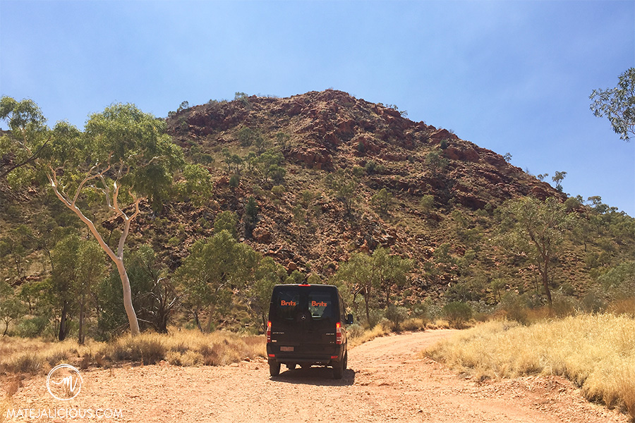 West MacDonnell Ranges - Matejalicious Travel and Adventure