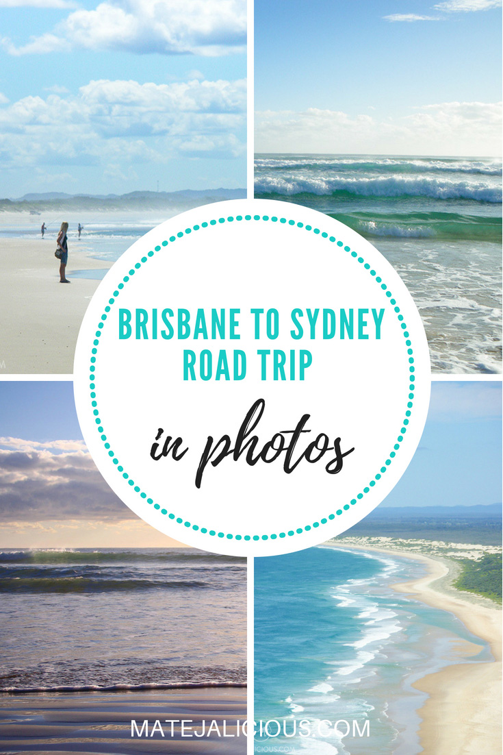 Brisbane To Sydney Road Trip In Photos - Matejalicious Travel and Adventure