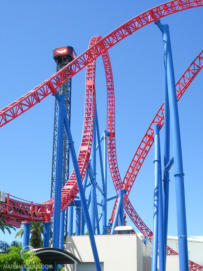 Gold Coast Theme Parks - Matejalicious Travel and Adventure