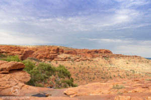 Kings Canyon Landscape - Matejalicious Travel and Adventure