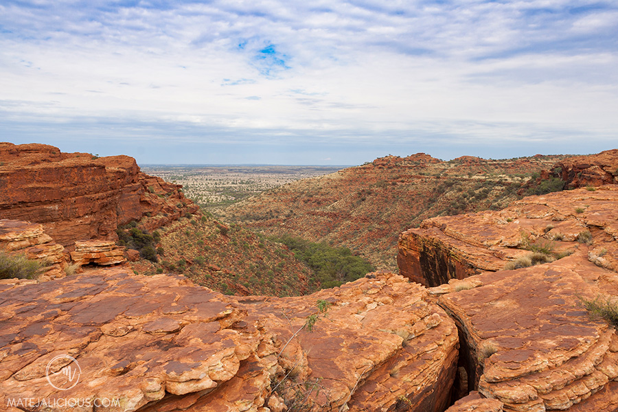Kings Canyon Panorama - Matejalicious Travel and Adventure