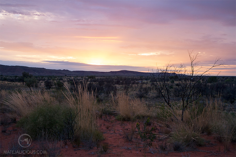 Kings Canyon Sunrise - Matejalicious Travel and Adventure