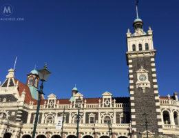 Dunedin Railway Station - Matejalicious Travel and Adventure