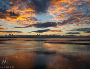 Long Bay Sunrise Featured - Matejalicious Travel and Adventure