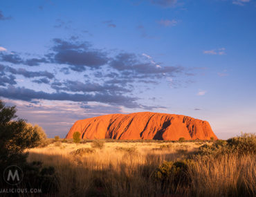 Uluru Sunset - Matejalicious Travel and Adventure