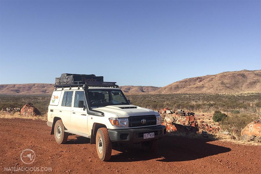 4WD Western Australia