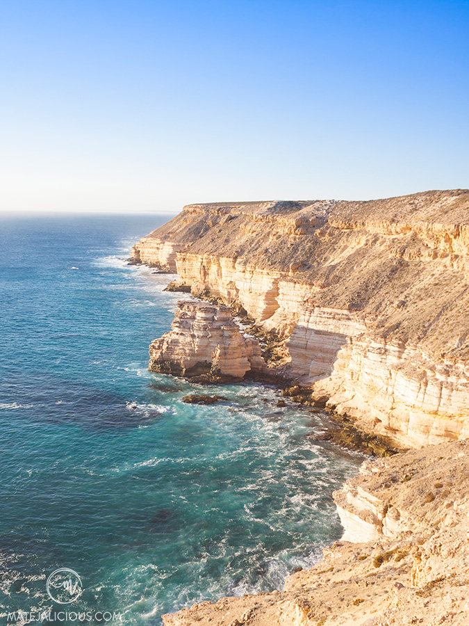 Kalbarri Coastal Cliffs - Matejalicious Travel and Adventure