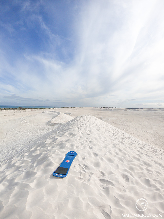 Lancelin Sand Dunes - Matejalicious Travel and Adventure