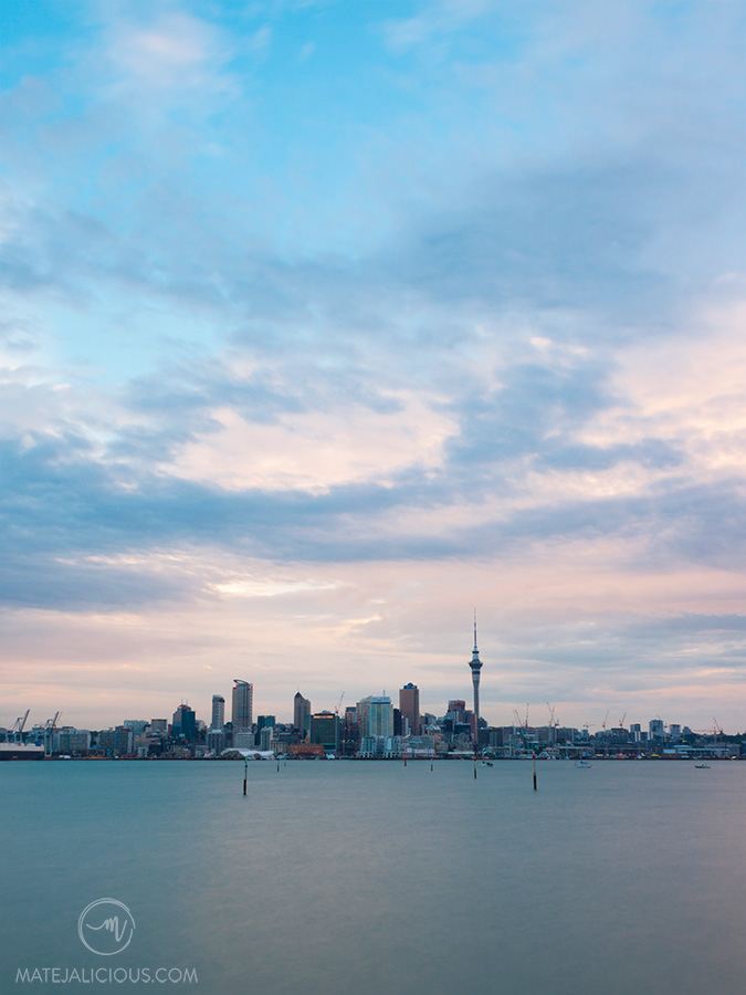 Auckland City free views - Matejalicious Travel and Adventure