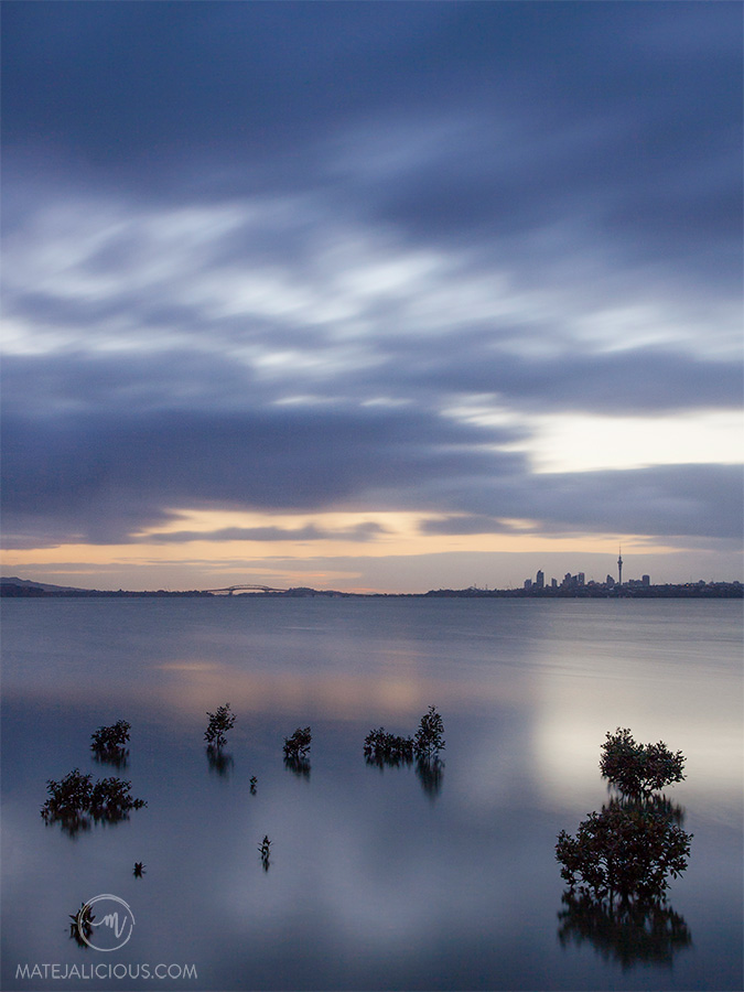 Auckland City from Te Atatu Peninsula - Matejalicious Travel and Adventure