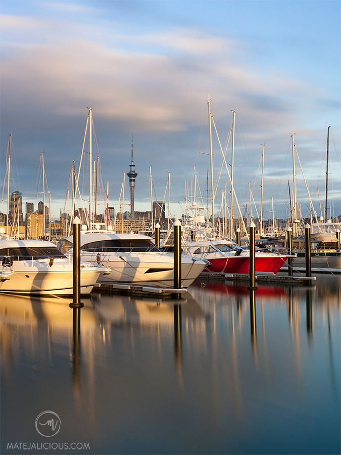 Auckland - City of sails - Matejalicious Travel and Adventure