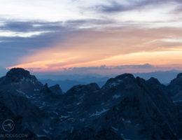 Kredarica Lodge Sunset - Matejalicious Travel and Adventure