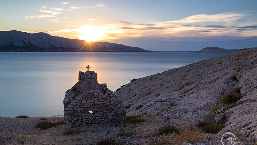 Beautiful Ruins of Pag Island