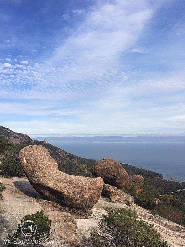 Mount Amos Freycinet Peninsula - Matejalicious Travel and Adventure