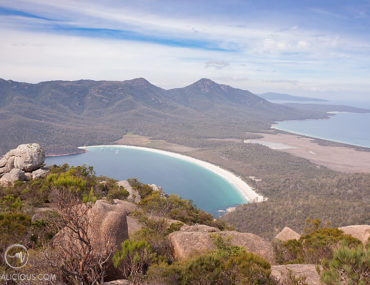 Wineglass Bay - Matejalicious Travel and Adventure