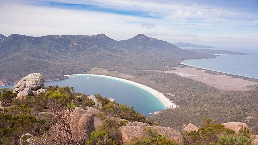 This is Tasmania's East Coast
