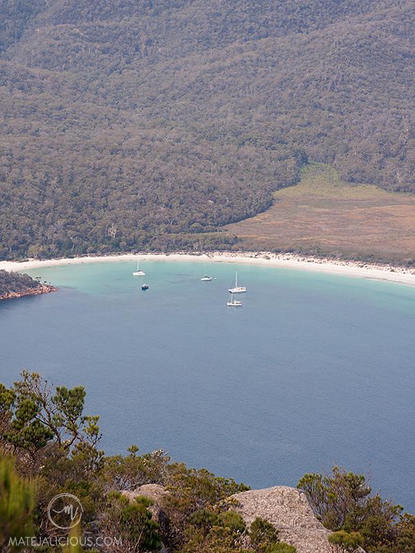 Wineglass Bay Beach - Matejalicious Travel and Adventure